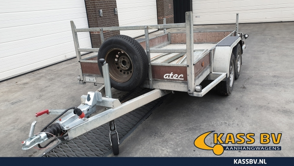 ATEC machinetransporter 300 x 140CM